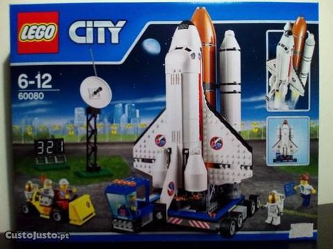 LEGO 60080 City - Porto Espacial / Spaceport
