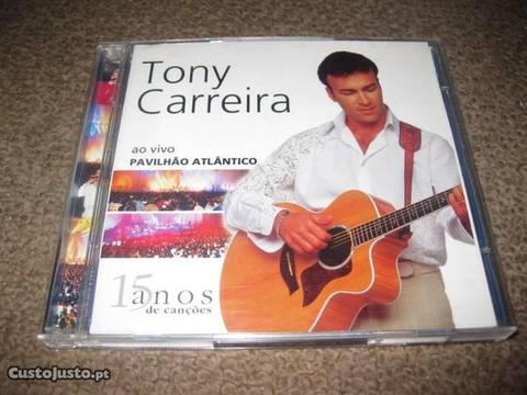 CD do Tony Carreira