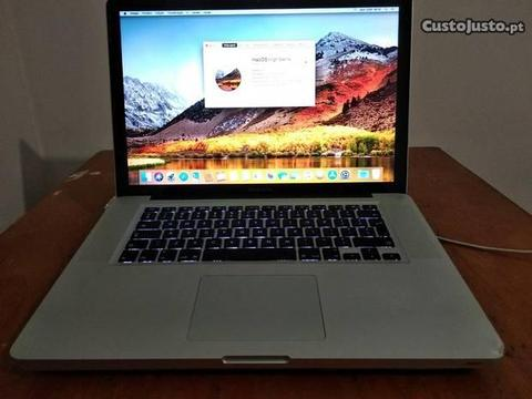 Apple MacBook Pro - 15 Polegadas - 8GB - 500gb HD