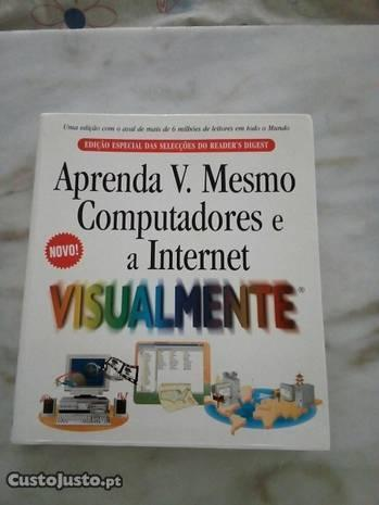 Livro Aprenda V. Mesmo Computadores e a Internet