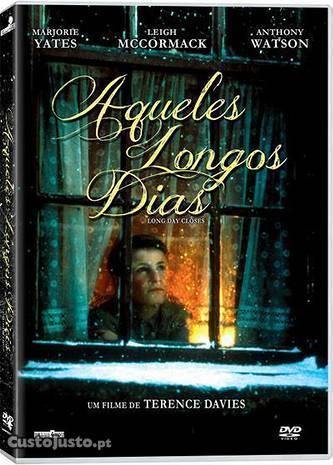 Filme em DVD: Aqueles Longos Dias - NOVO! Selado!