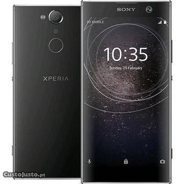 Sony Xperia XA2 com fatura novo custa 380EUR