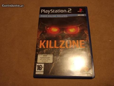 Kllzone, Playstation 2