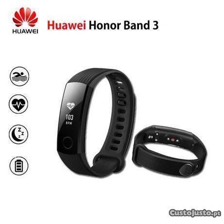 Pulseira de Atividade Huawei Honor Band 3
