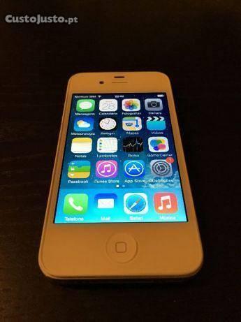 IPhone 4 16Gb branco desbloqueado