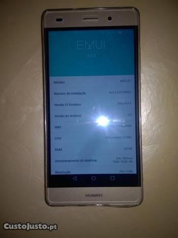 Huawei P8 Lite Dourado C/Novo