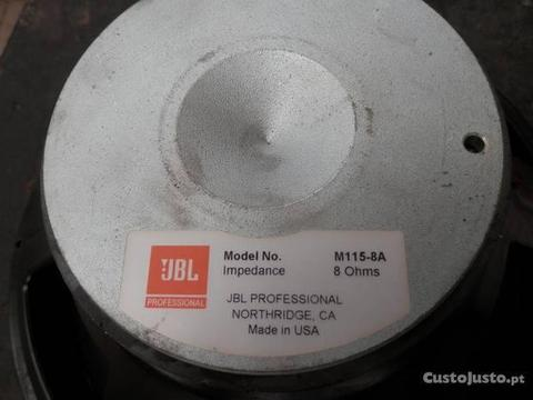 Subwoofer JBL M115 8A