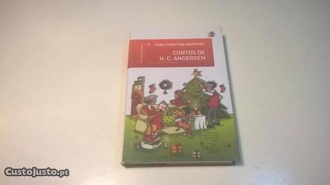 Livro Contos de H.C.Andersen
