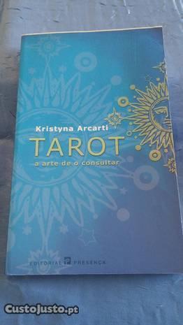 Tarot - Livro Tarot A Arte de o Consultar