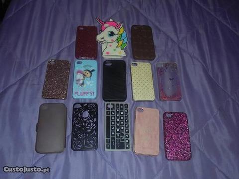 Iphone 4 - Capas