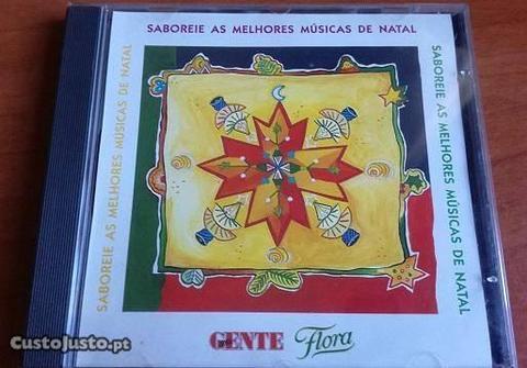 CD Nova Gente e Flora Saboreie as Melhores Músic