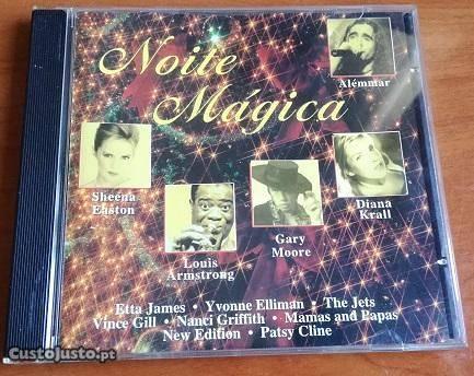Noite Mágica 1998 CD Colectânea com as Melhoras