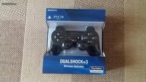 Comando PS3 (Usado & Avariado)