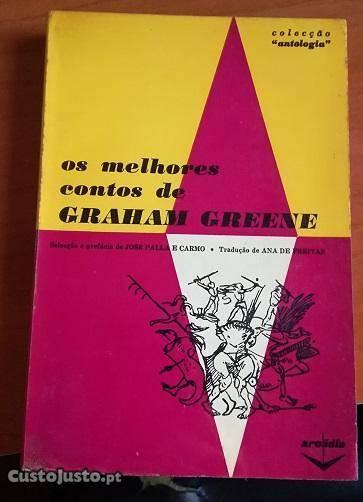 Os melhores contos de Graham Greene Antologia