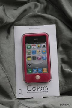 Capa SwitchEasy iPhone 4 / 4S Rosa