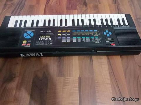 órgão kawai personal keyboard MS 710