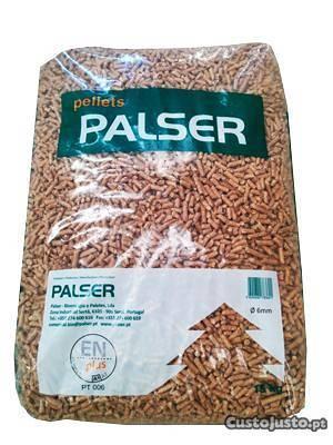 Pellets Palser, para aquecimento