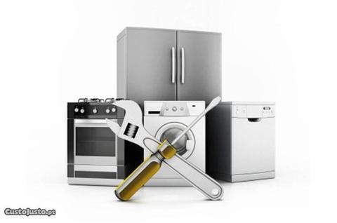 Máquina lavar roupa -REPARAÇÕES C/competência
