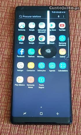 Display Samsung Note 8