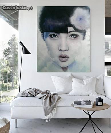 Quadro / Pintura a óleo sobre tela