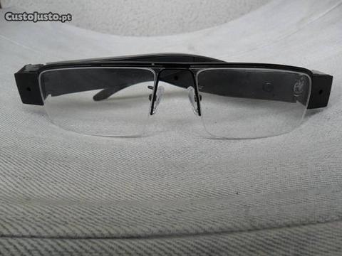 Oculos c/ camera oculta