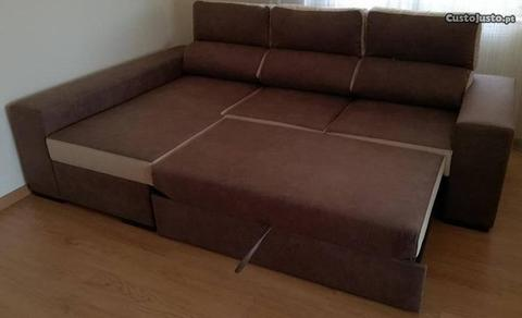 75ab9b15da4a1 Sofa Com Gaveta Cama - Brick7 Venda