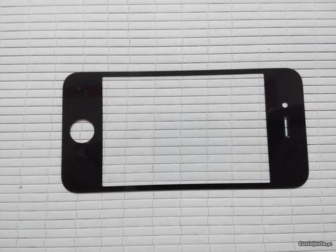 Ecrã Vidro digitizer Apple iPhone 4 / 4S