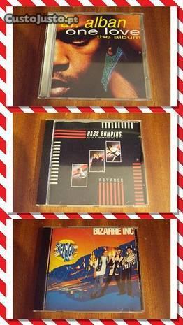 CD'S Álbuns de 1992