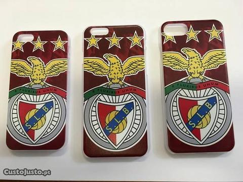 Capas apple Iphone Sport Lisboa e Benfica