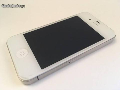 Iphone 4 branco bloqueado