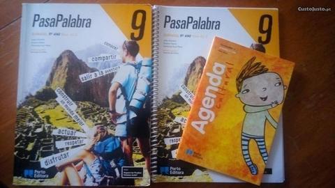 Livro Escolar - Espanhol 9º ano