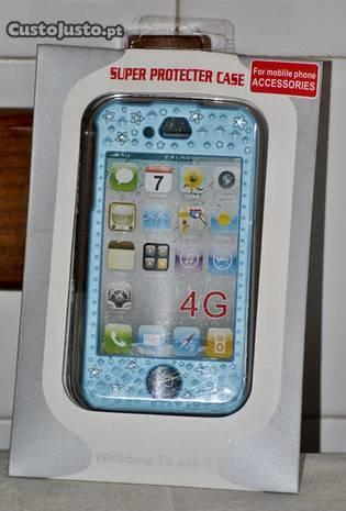 Capa Iphone 4