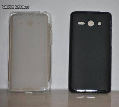 Huawei Y530 - capa silicone