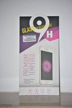 Vodafone Smart First 6 - película vidro temperado