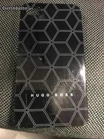 Capa Hugo Boss iPhone 4