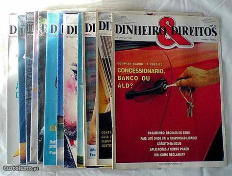 Revistas Dinheiro & Direitos, 12 revistas