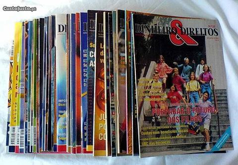 Revistas Dinheiro & Direitos, 47 revistas