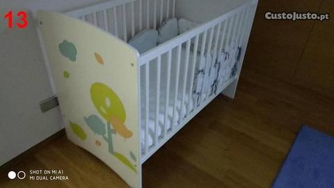 Cama e comoda para bebe
