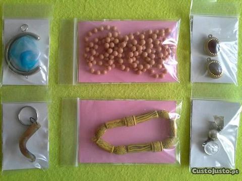 Anéis, Brincos, Pulseiras, etc ( lote Bijuteria)