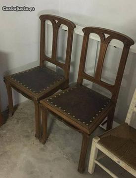 Cadeiras - Antigas