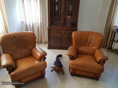 Móveis de sala de estar e jantar