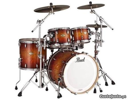 Bateria Pearl Masters MCX all maple nova