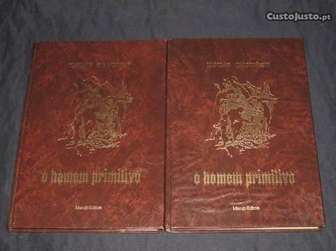 Livros O Homem Primitivo Louis Figuier Marujo