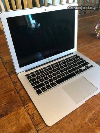 Apple MacBook Air core i7 8gb portes grátis