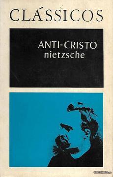 Nietzche - O Anti-Cristo