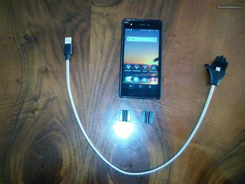 Carregador Universal para Smartphones Android