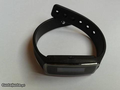 Smart Watch V5 Multifunções à Prova D'Água