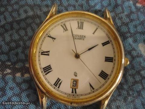 Relógio homem Citizen Quartz