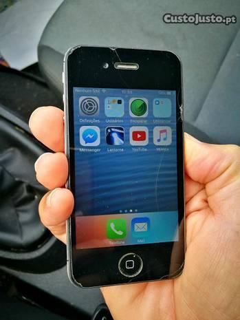 Telemóvel IPhone 4S 16GB