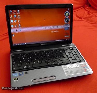Toshiba L755, Core I7, 6Gb Ram, Nvidia GT525M, Mui